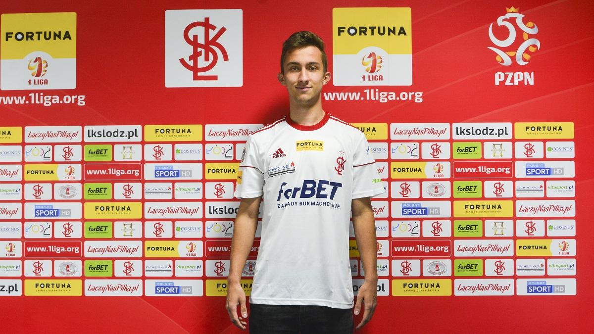 7da33e92a3356c Jakub Romanowicz złożył podpis na profesjonalnej umowie z Łódzkim Klubie  Sportowym. Kontrakt pochodzącego ze Strykowa zawodnika, który w  październiku ...
